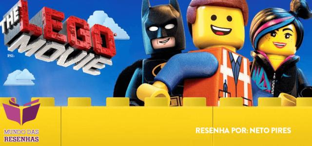 Crítica – Filme Uma Aventura Lego