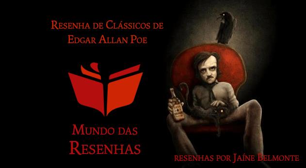 Resenha Edgar Allan Poe – O Corvo e O Gato Preto