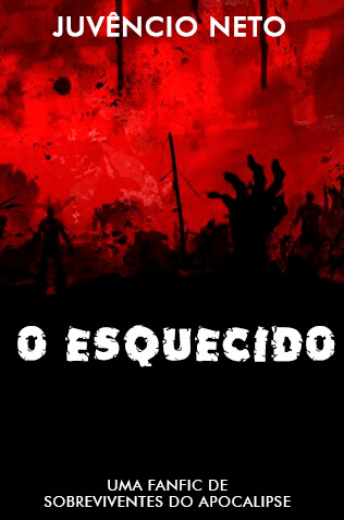 CAPA DO CONTO SOBREVIVENTES DO APOCALIPSE