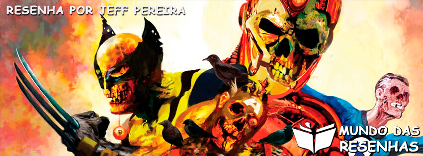 Marvel Zombies - Resenha - Wallpaper