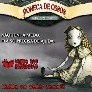 Resenha – Boneca de Ossos – Holly Black