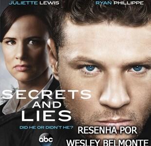 Resenha: Secrets and Lies (Segredos e Mentiras)