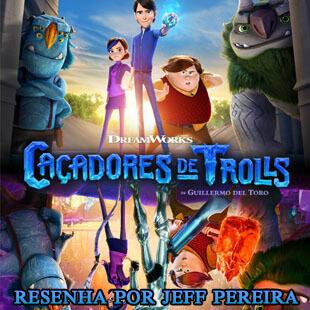 Resenha – Caçadores de Trolls (Série Animada)