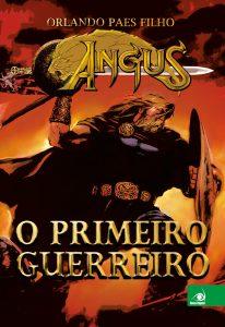 Angus - O primeiro guerreiro CAPA