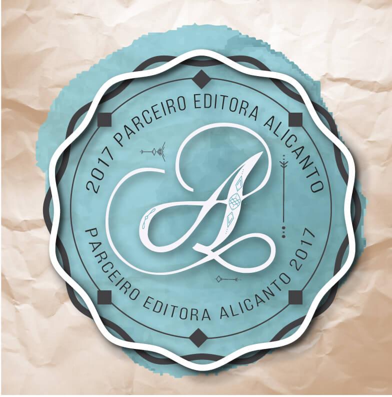 PARCERIA COM A EDITORA ALICANTO EM 2017