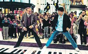tom hanks, quero ser grande, big, filmes anos 80, piano de pé, filem clássico