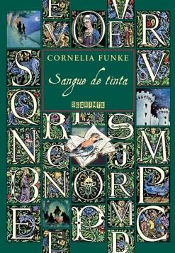 Resenha - Sangue de Tinta - Cornelia Funke