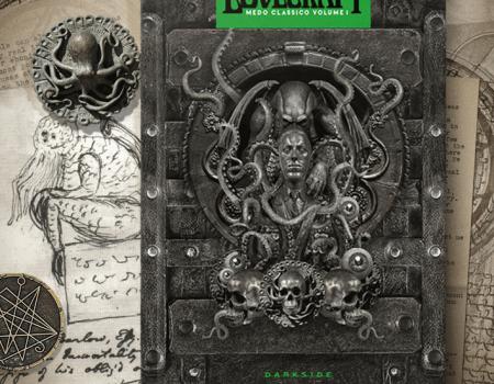 Lançamento Darkside: H.P. Lovecraft – Medo Clássico