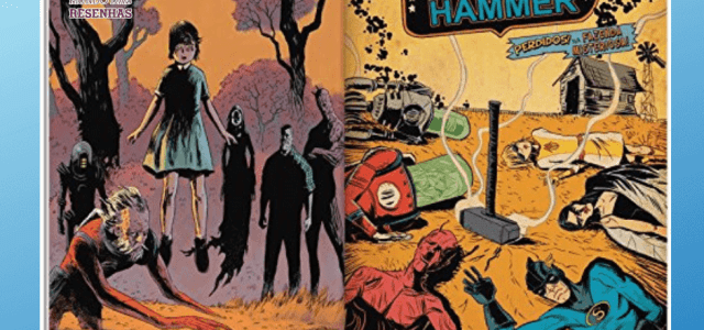 """Série Black Hammer: """"Análise das histórias 1-6"""" – Vale a pena a leitura? #04"""
