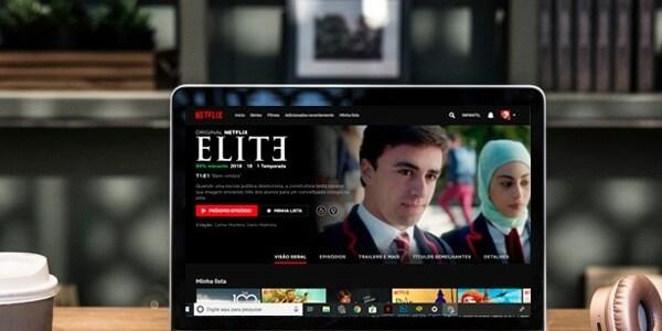 A ELITE (Original Netflix): Descubra do que A Elite é capaz!