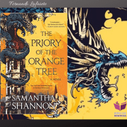 The Priory of the Orange Tree: A Perfeição em forma de livro.