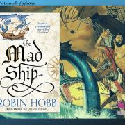 The Mad Ship (Os Mercadores de Navios-Vivos #2): Superou O Navio Arcano?