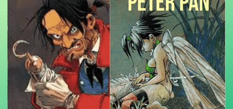 (HQ) Peter Pan: Uma perspectiva interessante sobre a condição humana.