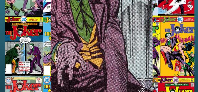 The Joker (Coringa 1975 – 1976) – Denny O'Neil   A Loucura pode ser divertida.