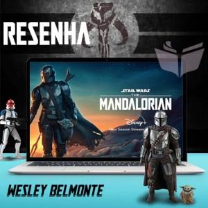 RESENHA DA SERIE - THE MANDALORIAN Uma Historia de Guerra nas Estrelas - DISNEY PLUS E GLOBO PLAY