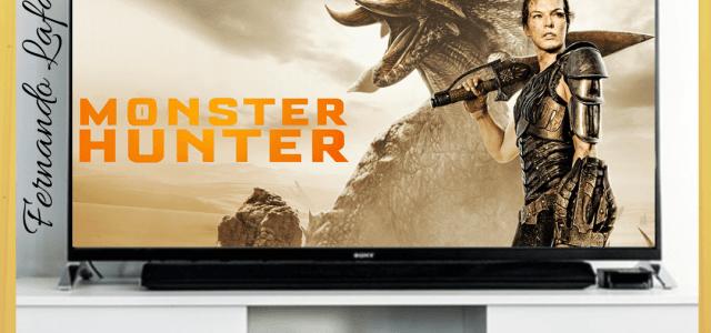 Monster Hunter | Era melhor ter visto o filme do Pelé.