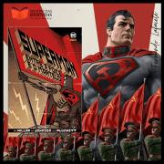 Superman: Entre a foice e o martelo – Mark Millar | E se o Superman…
