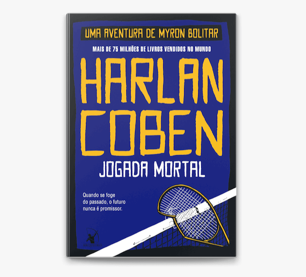 Resenha: Jogada Mortal – Harlan Coben (Série Myron Bolitar #2)