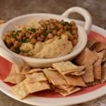 Hummus Crocantes