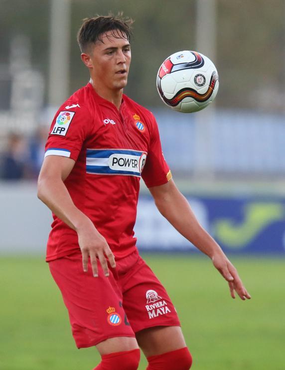 Antonio Raíllo se va cedido al Ponferradina
