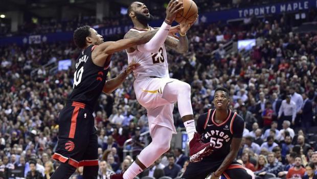Resultado de imagen para Raptors 133-99 Cavaliers