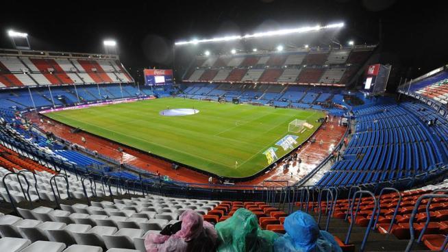 El Vicente Calderón será la sede de la final de Copa