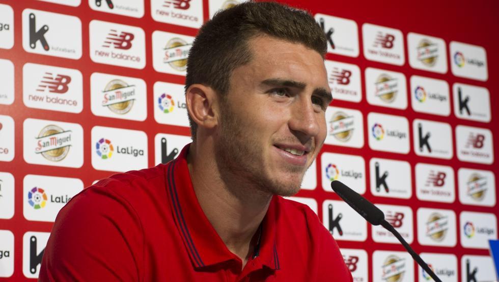 Laporte se perderá la cita ante el Real Madrid por sanción