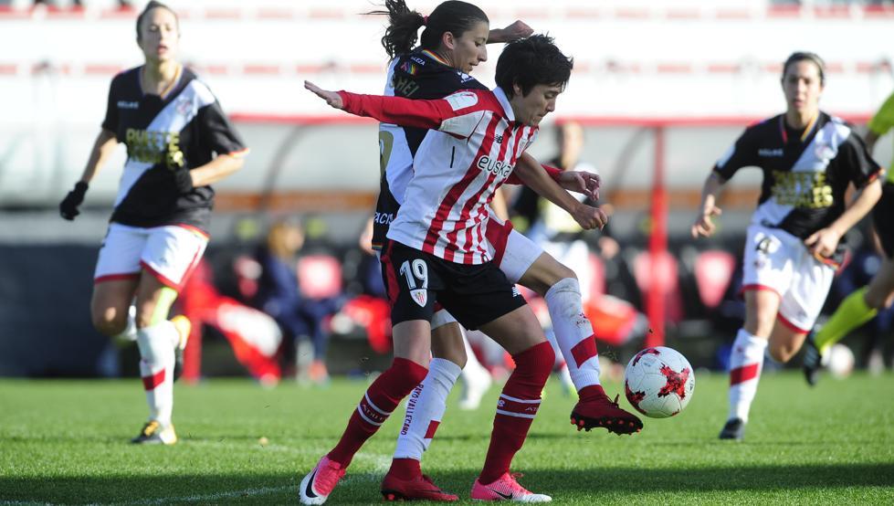 El Athletic femenino visita hoy al Levante