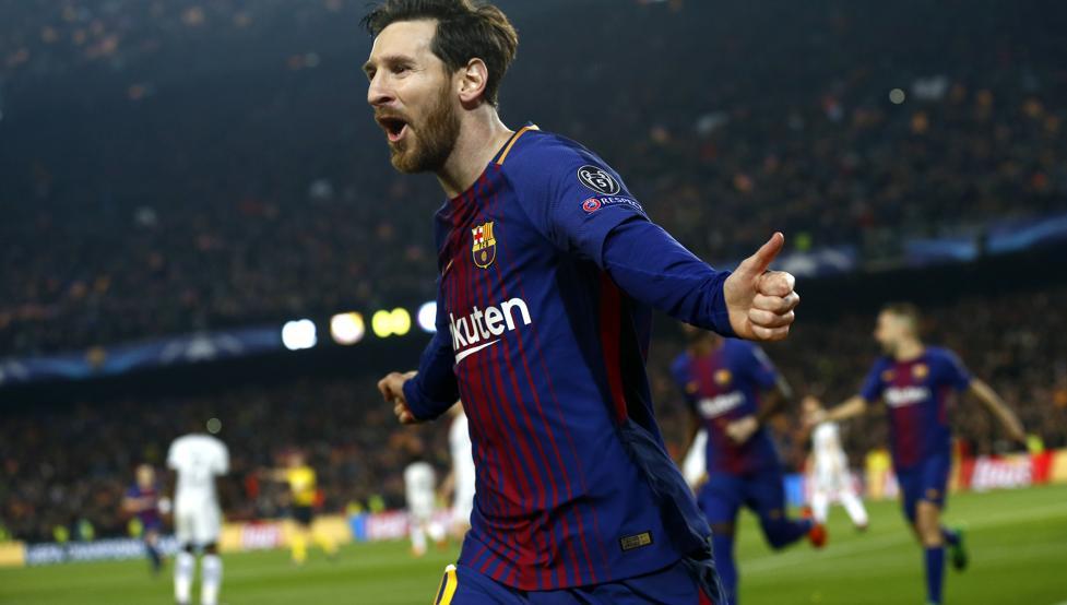 Resultat d'imatges de Barça Chealsea camp nou 2018