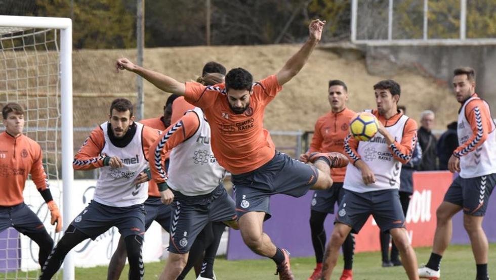 Ziganda advierte a Villalibre que se tendrá que ganar su regreso con minutos y goles.