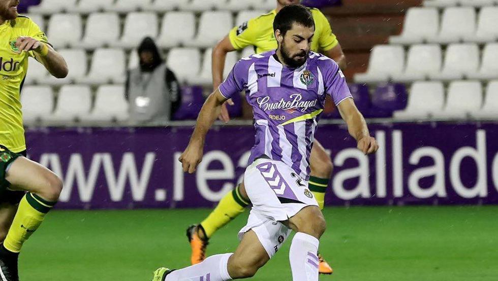 La progresión de Villalibre se ha estancado esta temporada como cedido en Valladolid y Lorca.