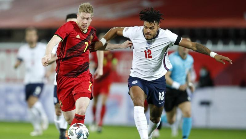 Bélgica - Inglaterra, en directo   UEFA Nations League