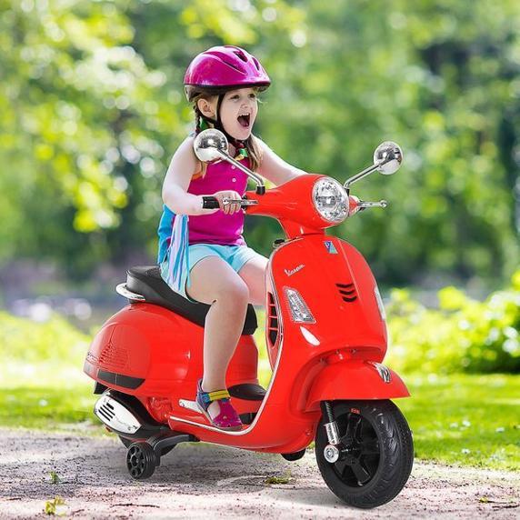 HOMCOM Moto infantil