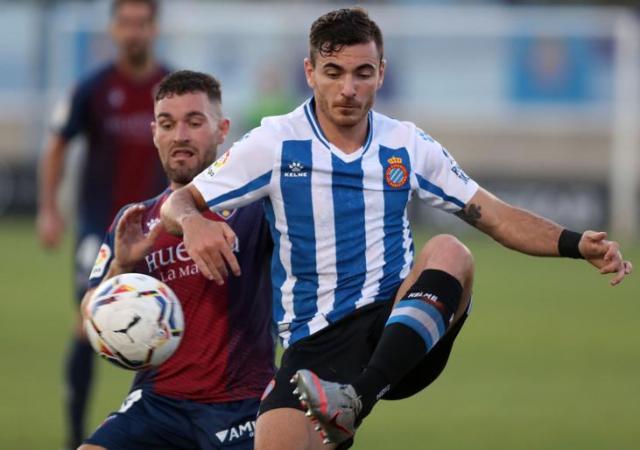 1-1: El Espanyol aprueba ante el 'Primera' Huesca