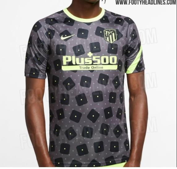 Las nuevas y rompedoras camisetas oficiales del Atlético 1