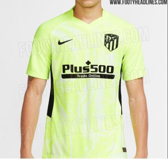 Las nuevas y rompedoras camisetas oficiales del Atlético 2