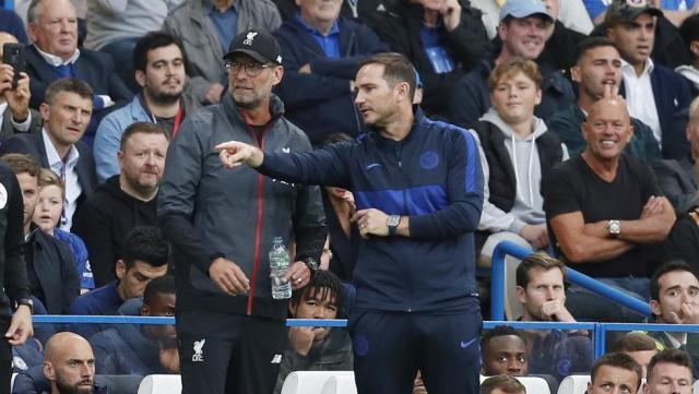 Lampard responde al dardo de Klopp