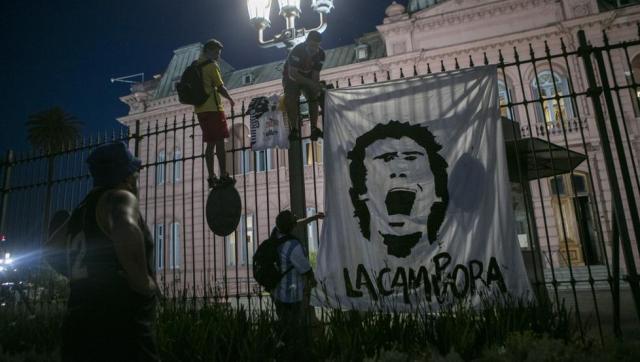 Más de un millón de personas pasará por la Casa Rosada para despedir a Maradona