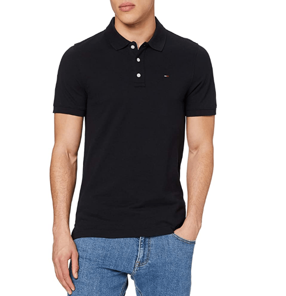 Polo Tommy Hilfiger.