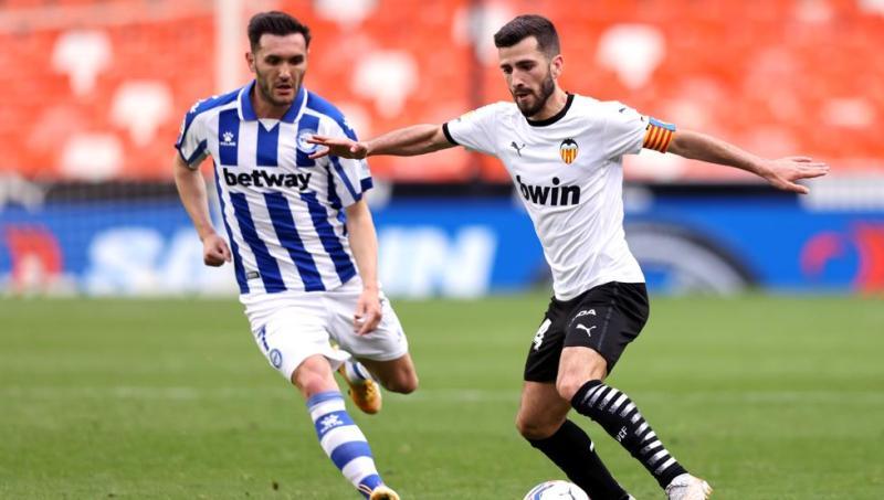 Valencia 1-1 Alavés: resultados, resumen y goles de LaLiga Santander
