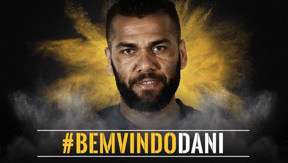 Dani Alves ya ha firmado por la Juventus