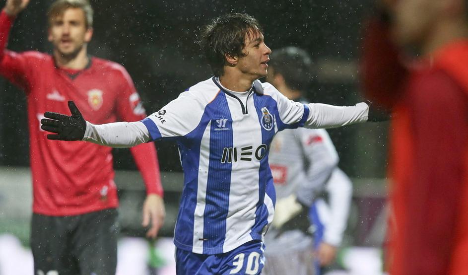 Récord: El Atlético pide al Porto 30 millones por Óliver Torres