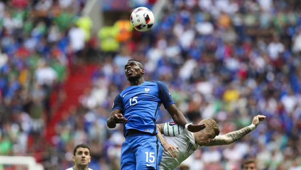 La Juve intentará  retener a Pogba