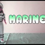 Traje marinera tejido a crochet para la muñeca Nancy