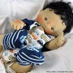 Muñeco bebé Bebik