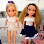 DIY Ropa para la muñeca Nancy con calcetines