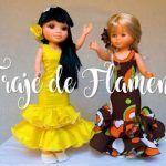 Traje flamenca para Nancy