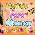 DIY Vestido de Invierno para Muñeca Nancy