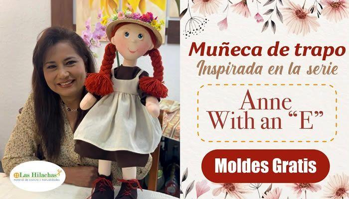 Muñeca de trapo en Anne With
