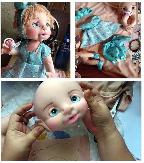DIY Muñeca Bebé súper realista paso a paso